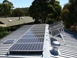 solary dachowe